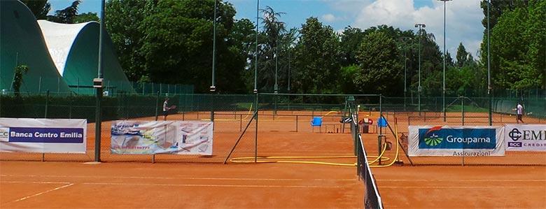 Corsi di tennis a Bologna